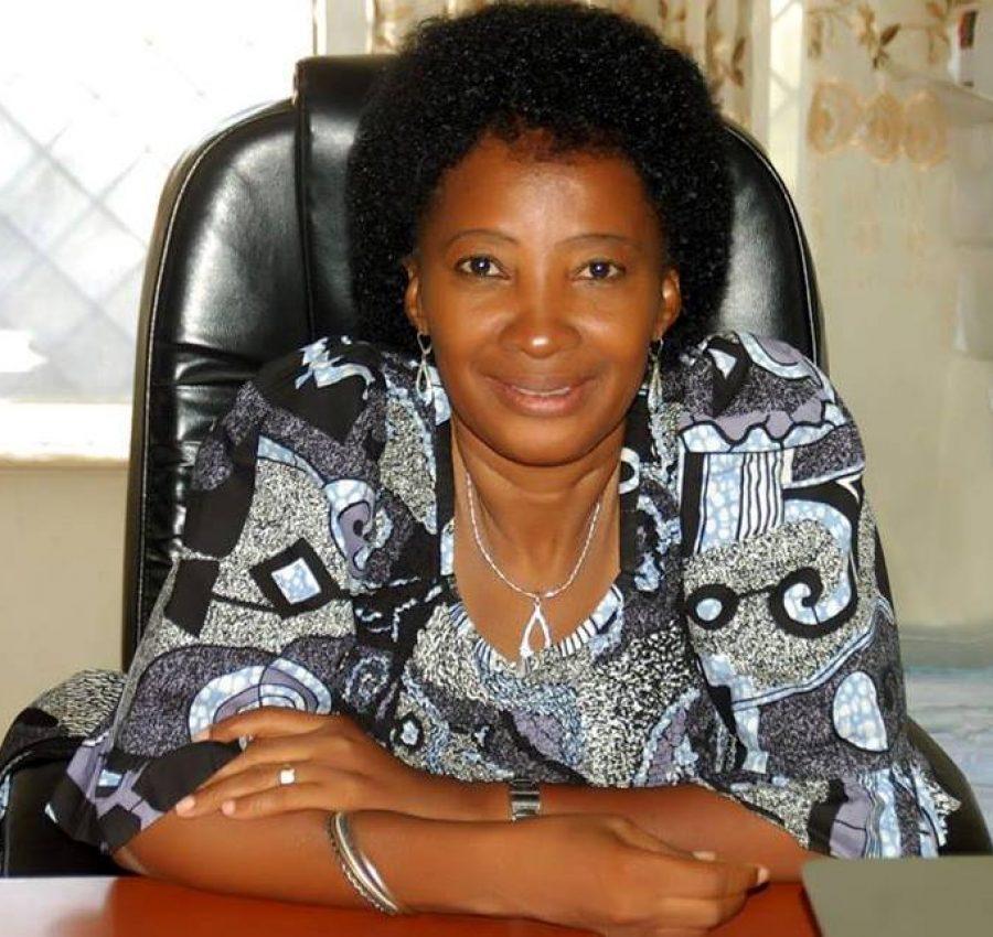Mrs Gloria Karuri
